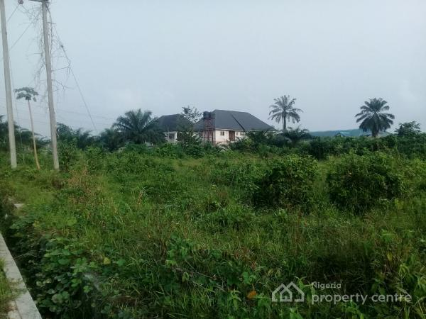 20 Plots of Dry and Firm Land, Off G. U. Ake Road, Eliozu, Port Harcourt, Rivers, Mixed-use Land for Sale