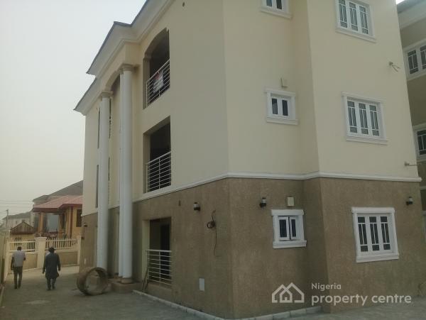 Brand New 3 Bedroom Flat, Wuye, Abuja, Mini Flat for Rent