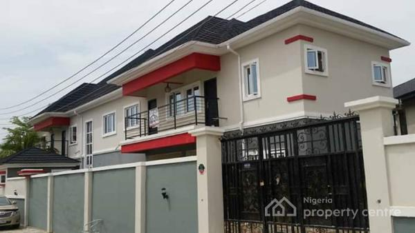 Semidetached Duplex, Lagos Business School, Abraham Adesanya Estate, Ajah, Lagos, Semi-detached Bungalow for Sale