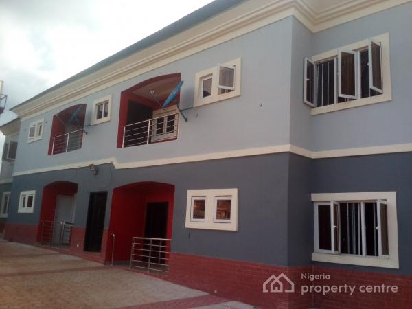 Newly Built 3 Bedroom Flats with Excellent Finishings, Ngwu Alum Street, Independence Layout, Enugu, Enugu, Flat for Rent