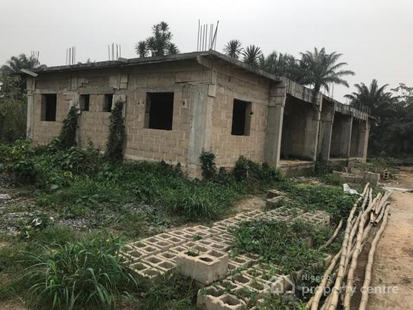 an Uncompleted Building, Umuojima Road, Osisioma, Aba, Abia, Block of Flats for Sale