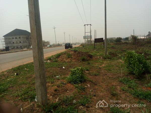 Five Plots Empty Land Fenced With Gate, Secured With C Of O And Ideal For  Quality Commercial Investment Purposes Like Hotels, Schools