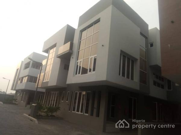 Luxury 4 Bedroom Duplex with Swimming Pool and Gym and a Bq, Address Homes, Jakande, Lekki, Lagos, Detached Duplex for Rent