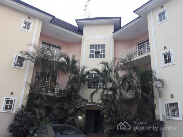 Fully Furnished & Serviced 2 Bedroom  Luxury Apartment with  Massive & Spacious Rooms, Off Aminu Kano Crescent, Wuse 2, Abuja, Flat for Rent