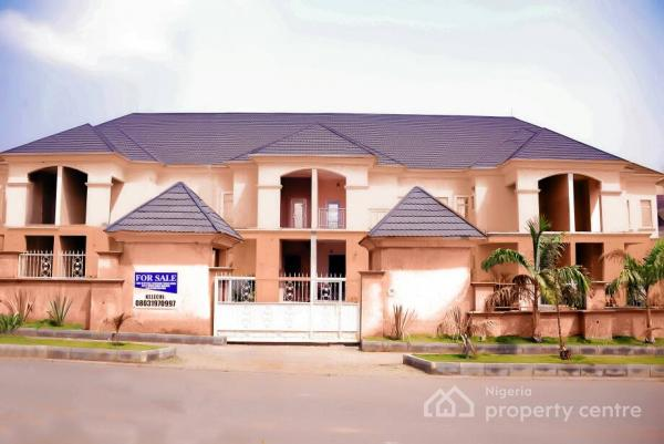 6 Units of 4 Bedroom Townhouse with 2 Rooms Services Quarters, 10 Dalhatu Maccido Street, Diplomatic Zones, Abuja, House for Sale
