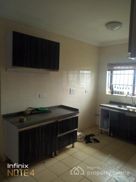 Newly Renovated Two Bedroom Apartment in a Well Serene Environment, Before Cooperative Villa, Badore, Ajah, Lagos, Flat for Rent