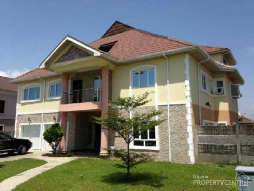 For Sale: 4 Bedroom House With Boys Quarters, Zone C Nicon Town, Lekki ...