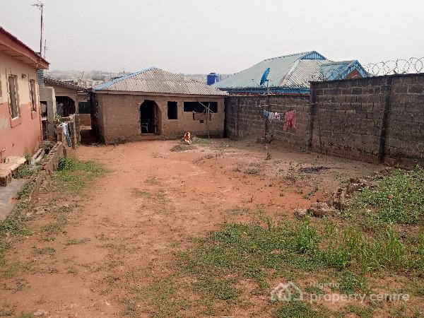 2 Bedroom Flat Setback on Half Plot of Land in a Decent Area, New London Estate Baruwa, Ipaja, Lagos, Detached Bungalow for Sale