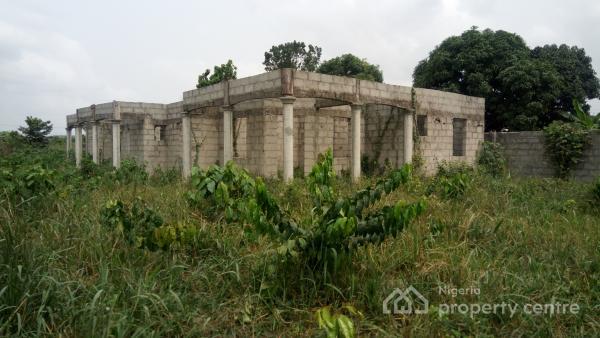 a Unit 2 Bedroom & 2 Units of 1 Bedroom Flats(uncompleted), Off Port Harcourt Airport Road,  Igwuruta Roundabout, Eneka, Port Harcourt, Rivers, Block of Flats for Sale