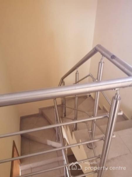 Fantastic 3bedroom Terrace Duplex +bq, Off Ikate Elegunshi Road, Ikate Elegushi, Lekki, Lagos, Terraced Duplex for Rent