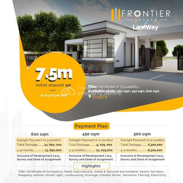 Dry Land, Frontier Estate, Ajah, Lagos, Land for Sale