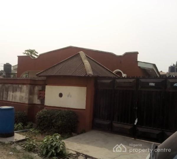 4 &3 Bedroom Detached Bungalow, Oluyole Estate, Ibadan, Oyo, Detached Bungalow for Sale