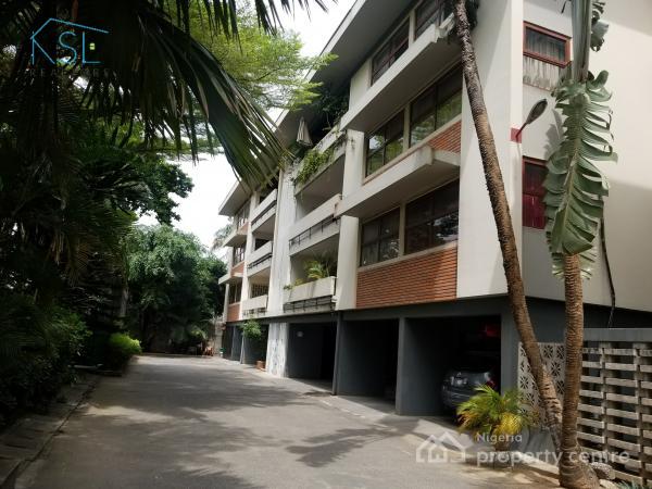 Posh 3 Bedrooms Apartment, Glover Road, Ikoyi, Lagos, Flat for Rent