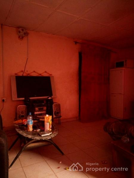2 Bebroom Bungalow with Bq and Shop, Sauka Kauta, Lugbe District, Abuja, Detached Bungalow for Sale