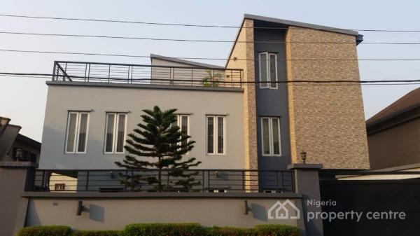 very decent & spacious 7 bedroom fully detached house with boys quarters
