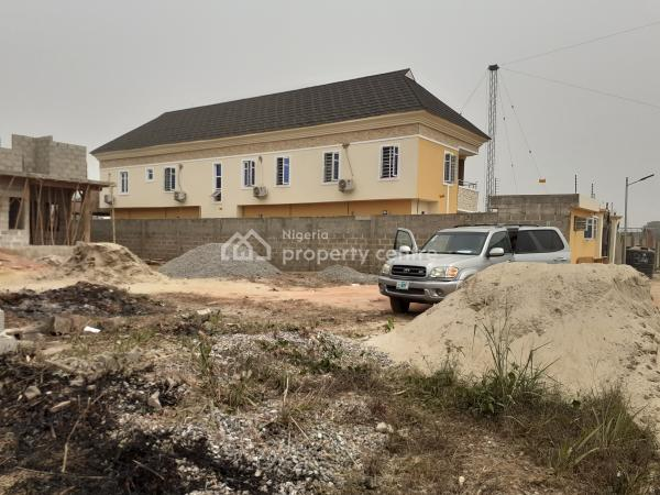 Developed Barclays Court Gated Environment., Boys Town, Ipaja, Lagos, Mixed-use Land for Sale