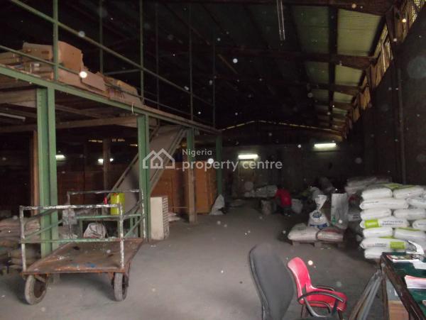 2000sqm Warehouse, Acme Road, Ogba, Ikeja, Lagos, Warehouse for Rent