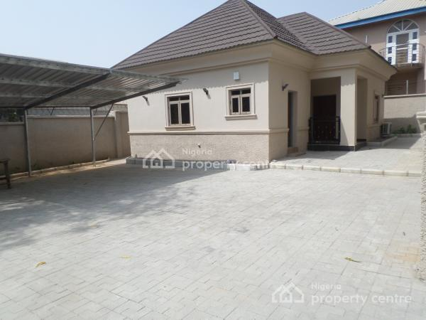 Brand New 6 Bedroom Ambassadorial Serviced Duplex, 1 Bedroom Chalet, a Bq, Ideally for Expatriates, Vips, Wuse 2, Abuja, Detached Duplex for Rent