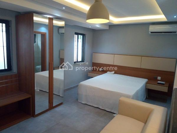 Fully Furnished and Serviced Self-contained Apartment, Wuse 2, Abuja, Self Contained (single Rooms) Short Let