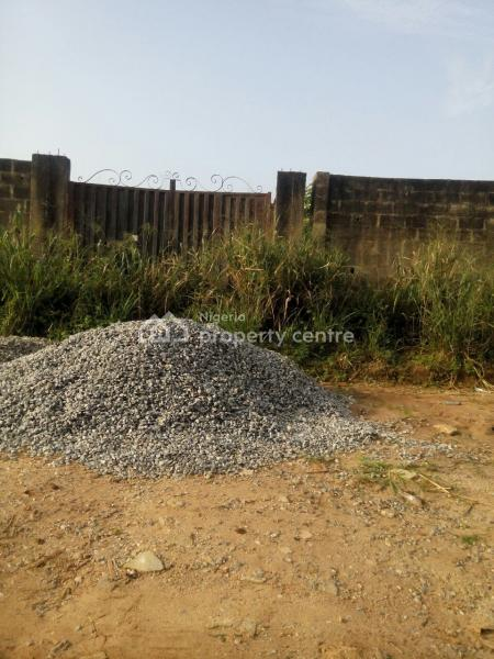 Bare Land Measuring 1,952 Sqm, Apapa Oshodi Express Way, Oshodi, Lagos, Commercial Land for Sale