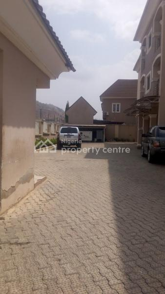 Luxurious Fully Serviced 3 Bedroom Flat with a Bq,, Katampe Extension, Katampe, Abuja, Flat for Rent