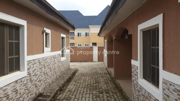 Well Finished 4 Units of 2 Bedrooms Bungalow, Federal Housing, Lugbe District, Abuja, Semi-detached Bungalow for Sale