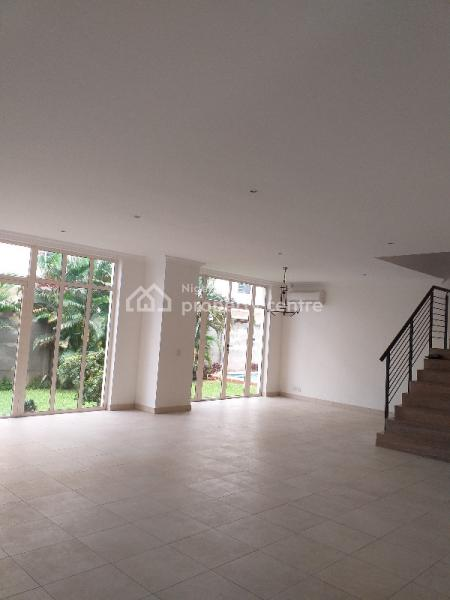 Terrace House - 2(no) 3 Bedroom Serviced Terrace House with 1 Room Service Quarters Each, Abia Street, Banana Island, Ikoyi, Lagos, Terraced Duplex for Rent