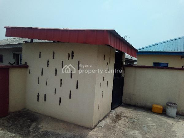 2 No Bungalows Consisting of 3 Bedroom Flat (all Room Ensuite) and 2 Bedroom Flat with 1 Toilet and Bath Sitting on Approx 600m2, Pz Estate, Inside Unity Estate, Off Adesan Road, Mowe Ofada, Ogun, Detached Bungalow for Sale