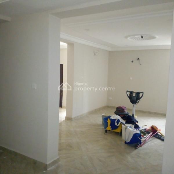 a Brand New Serviced and Well Finished 3 Bedroom Duplex with Bq, Utako, Utako, Abuja, Semi-detached Duplex for Rent