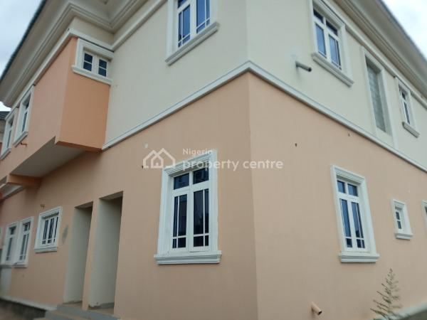 4 Bedroom Semi-detached Duplex with Two Big Sitting Rooms                        (global  C of O), Along Games Village Road, Galadimawa Roundabout, Galadimawa, Abuja, Semi-detached Duplex for Sale