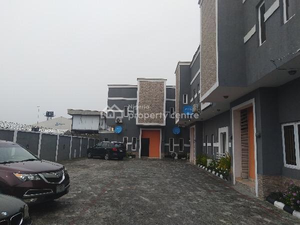 3 Bedroom Terrace, Oniru, Victoria Island (vi), Lagos, Terraced Duplex for Rent