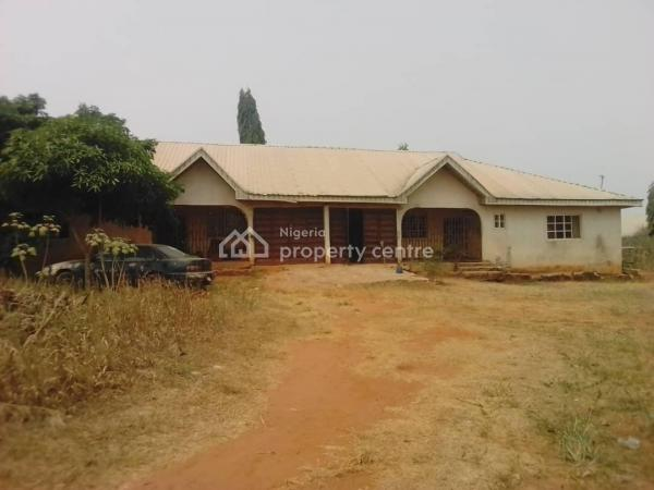 a 2 Units of 3 Bedroom Flat on a 100 By 150 Ft Land Size., Ibusa, Asaba, Delta, Block of Flats for Sale