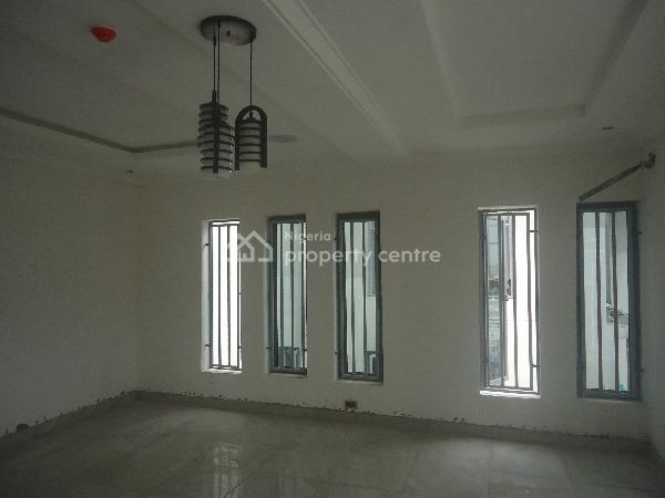 Brand New 5 Bedroom Detached Duplex with 2 Room Bq, Pinnock Estate, Osapa, Lekki, Lagos, Detached Duplex for Sale