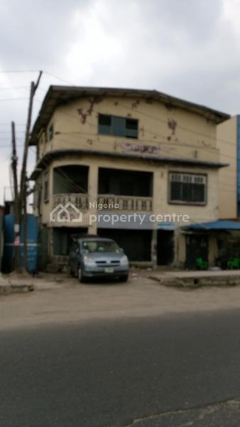 a 4 Flat of 3 Bedroom, Ikorodo Road, Fadeyi, Jibowu, Yaba, Lagos, Block of Flats for Sale