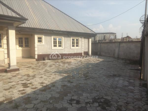 a Well Finished 2 Bedroom Flat with Standard Facilities, Off G.u Ake Road, By Unity Filling Station, Eliozu, Port Harcourt, Rivers, Semi-detached Bungalow for Rent