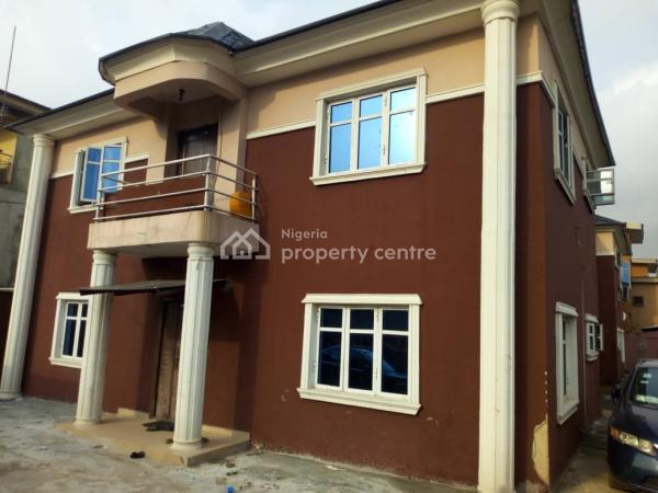 Block of 4 Flats, Fola Agoro, Yaba, Lagos, Block of Flats for Sale