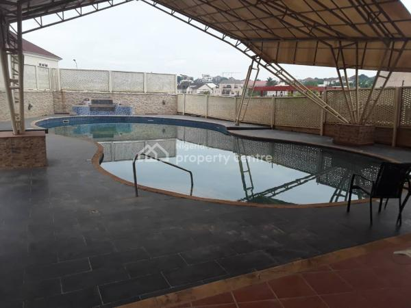 Luxury 4 Bedroom Duplex + Bq, Homely with Swimming Pool & Gym, Maitama District, Abuja, Detached Duplex for Rent