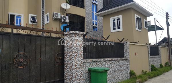 Spacious 2 Bedroom Flat, Peter Peter Odili Road, Close to Doxa Church, Trans Amadi, Port Harcourt, Rivers, Mini Flat for Rent