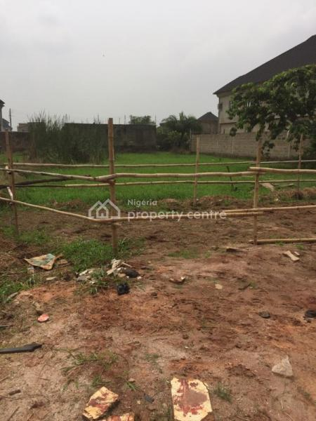725 Sqms Land  @19m, Near Road 9, Gra, Isheri North, Lagos, Residential Land for Sale