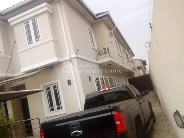 a Relatively New 4 Bedroom Semi Detached Duplex, Idado, Lekki, Lagos, Semi-detached Duplex for Sale