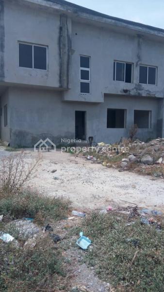 Uncompleted 6 Bedroom Fully Detached Duplex with Servant Quarters on a Large Premises, Off Ahmadu Bello Way, Area 11, Garki, Abuja, Detached Duplex for Sale