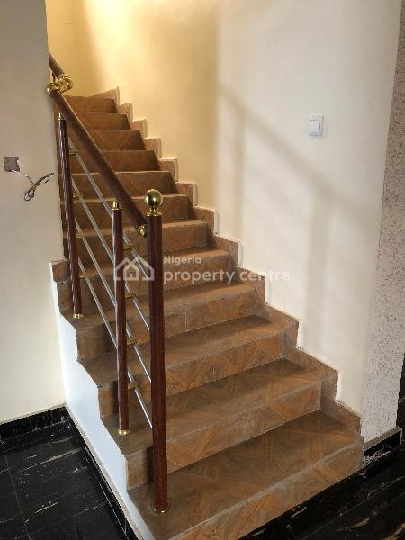 Standard 5 Bedroom Detached Duplex with B.q, Ikate Elegushi, Lekki, Lagos, Detached Duplex for Rent