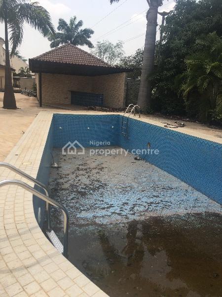 6 Bedroom Semi Detached Duplex, Asokoro District, Abuja, Semi-detached Duplex for Rent