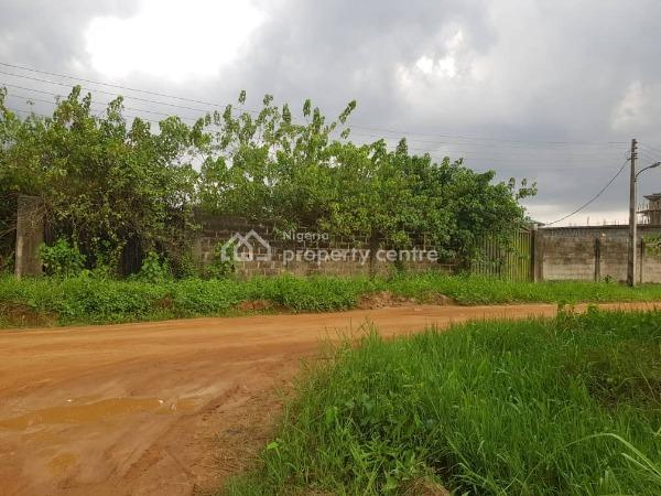 Fenced Plot of Land Measuring 900 Sqm, Beyioku Ademokun Street, Isheri North, Lagos, Commercial Land for Sale