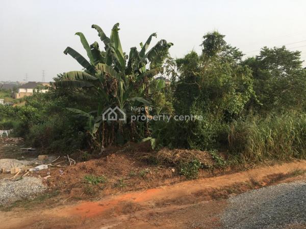 Land Facing Expressway, Papalanto, Ilaro Expressway, Km 46, Ogun, Mixed-use Land for Sale