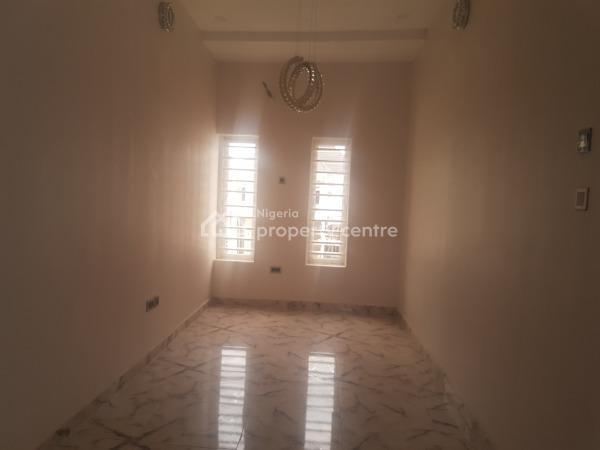 Lovely Brand New Fully Detached 5 Bedroom  Duplex with Bq, Chevron, Lekki, Lagos, Detached Duplex for Sale