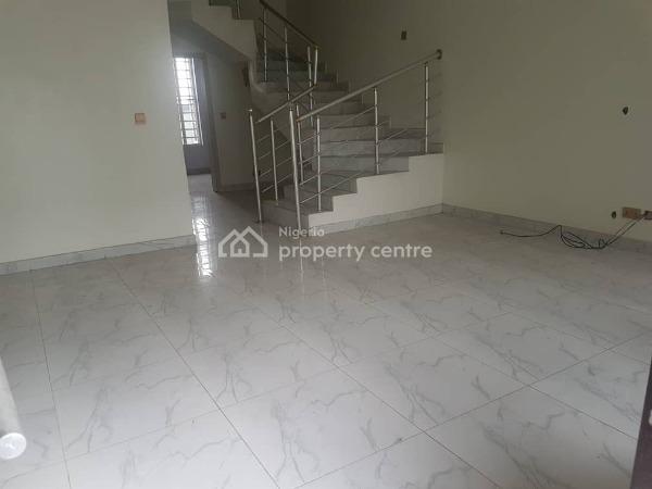 Sea View Luxury Brand 4 Bedroom Semi Detached Duplex with Bq Plus Security House, Ajah, Lagos, Semi-detached Duplex for Sale
