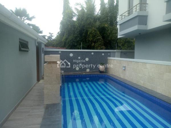 Two Units of 4 Bedroom Terraces in a Servived Compound - with Swimming Pool, Gym, 24/7 Power, Etc, Off Wheatbaker, Old Ikoyi, Ikoyi, Lagos, Terraced Duplex for Sale
