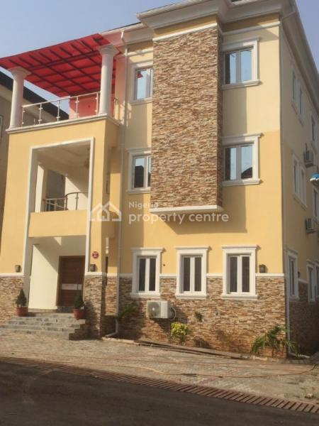 Magnificent 6 Bedroom Duplex Fitted with Air Conditioners, By Next Cash and Carry, Kado, Abuja, Detached Duplex for Rent