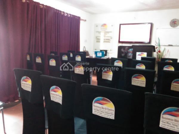 Equipped Conference & Training Room, 23 Dipeolu Street, Off Obafemi Awolowo Way, Allen, Ikeja, Lagos, Conference / Meeting / Training Room for Rent